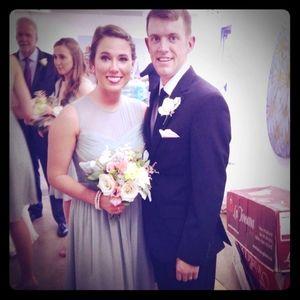 J. Crew Bridesmaids Dress